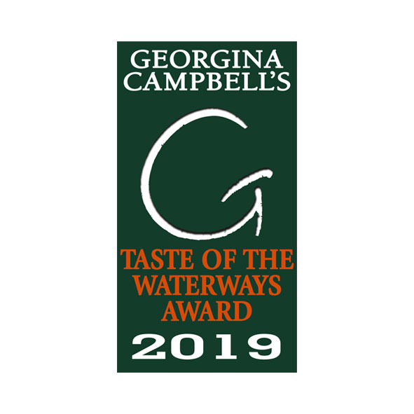 Georgina Campbell Award - Taste of the Waterways